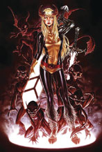 Image: New Mutants: Dead Souls #1 (variant DFE cover - sketch Hellfire) - Dynamic Forces