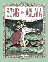 Image: Song of Aglaia HC  - Fantagraphics Books