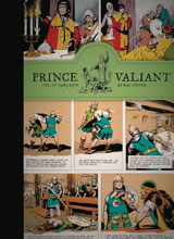 Image: Prince Valiant Vol. 17: 1969-1970 HC  - Fantagraphics Books