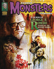 Image: Famous Monsters of Filmland #289 (George Romero Tribute) - Famous Monsters of Filmland