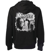Image: George Romero Tribute Hoodie  (XL) - Famous Monsters of Filmland