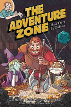 Image: Adventure Zone Vol. 01: Here There be Gerblins GN  - First Second (:01)