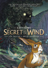Image: Cotton's Secret of Wind Vol. 01 GN  - First Second (:01)