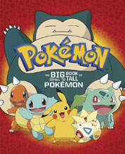 Image: Pokemon Big Book: Small to Tall - Pokemon Big Golden Book  - Golden Books
