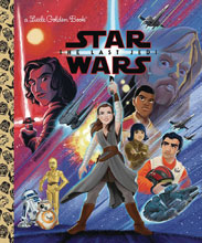 Image: Star Wars Little Golden Book: Last Jedi  - Golden Books
