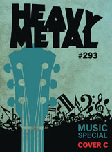 Image: Heavy Metal #293 (cover C) - Heavy Metal Magazine
