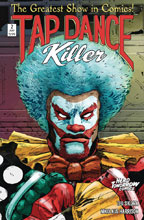 Image: Tap Dance Killer #2 (variant cover A - Punchline) - Hero Tomorrow Comics