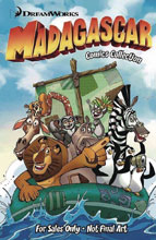 Image: Dreamworks Madagascar Escape Plans GN  - Joe Books Inc.
