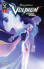 Image: Voltron: Legendary Defender Vol. 3 #1 (cover A - Yamashin) - Lion Forge