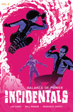 Image: Incidentals Vol. 02: Balance of Power SC  - Lion Forge