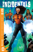 Image: Catalyst Prime: Incidentals #10 - Lion Forge