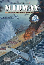 Image: World War II Comix: Midway - Battle That Changed Pacific War  - Monroe Publications