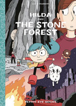 Image: Hilda & Stone Forest GN  - Nobrow
