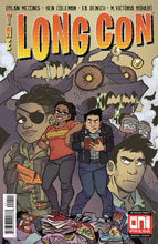 Image: Long Con #1 (cover A - Emilee Denich) - Oni Press Inc.
