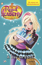Image: Regal Academy Vol. 03: One Day on Earth HC  - Papercutz