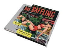 Image: Pre Code Classics: Baffling Mysteries Vol. 01  (slipcase edition) - PS Artbooks