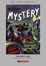 Image: Pre Code Classics: Mister Mystery Vol. 01 HC  - PS Artbooks