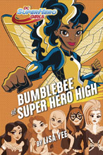 Image: DC Super Hero Girls Young Readers: Bumble Bee at Super Hero High HC  - Random House Books Young Reade