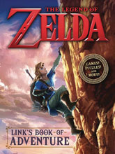 Image: Legend of Zelda: Link's Book of Adventures  - Random House Books Young Reade