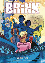 Image: Brink Vol. 02 SC  - Rebellion / 2000AD