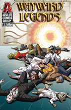 Image: Wayward Legends #8 - Red Giant Entertainment