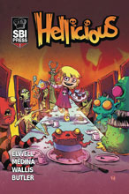 Image: Hellicious #1 - Starburns Industries Press