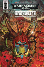 Image: Warhammer 40,000: Deathwatch #3 (cover A - Listrani) - Titan Comics