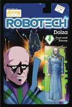Image: Robotech #11 (cover B - Action Figure) - Titan Comics
