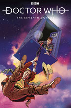 Image: Doctor Who: The 7th Doctor #2 (cover A - Jones) - Titan Comics
