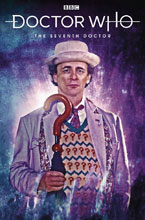 Image: Doctor Who: The 7th Doctor #2 (cover B - Photo) - Titan Comics