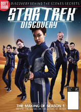 Image: Star Trek: Discovery Magazine Special Vol. 2  (newsstand edition) - Titan Comics