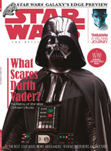 Image: Star Wars Insider #182 (newsstand cover) - Titan Comics