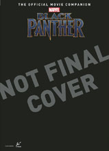 Image: Black Panther Official Movie Companion  (newsstand edition) - Titan Comics