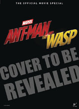 Image: Ant-Man and The Wasp Official Collector Edition HC  - Titan Comics