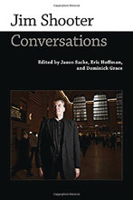 Image: Jim Shooter: Conversations SC  - University Press of Mississipp