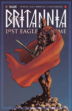 Image: Britannia: Lost Eagles of Rome #1 (cover B - Thies) - Valiant Entertainment LLC
