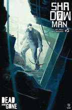 Image: Shadowman [2018] #5 (cover A - Zonjic) - Valiant Entertainment LLC