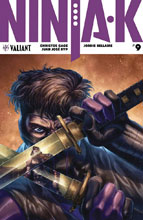 Image: Ninja-K #9 (cover B - Quah) - Valiant Entertainment LLC
