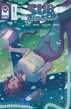 Image: Submerged #1 (cover A - Bartel) - Vault Comics