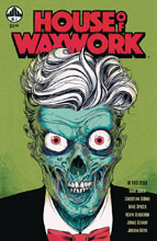Image: House of Waxwork #1 - Waxworks Comics