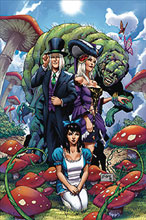 Image: Revenge of Wonderland #1 (cover B - Salazar) - Zenescope Entertainment Inc