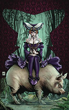 Image: Revenge of Wonderland #1 (cover C - Krome) - Zenescope Entertainment Inc