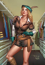 Image: GFT Presents 2018 Cosplay Special #1 (cover A - Santacruz) - Zenescope Entertainment Inc