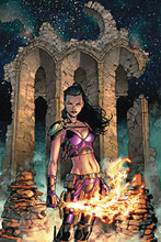 Image: Jasmine: Crown of Kings #3 (cover A - Chen) - Zenescope Entertainment Inc