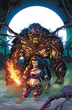 Image: Jasmine: Crown of Kings #3 (cover B - Dazo) - Zenescope Entertainment Inc