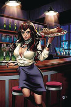 Image: GFT: Tales of Terror Vol. 4 #5 (cover C - Tolibao) - Zenescope Entertainment Inc