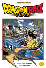Image: Dragon Ball Super Vol. 03 GN  - Viz LLC