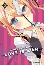 Image: Kaguya Sama: Love Is War Vol. 03 GN  - Viz LLC