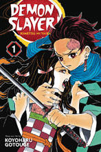 Image: Demon Slayer: Kimetsu No Yaiba Vol. 01 GN  - Viz LLC