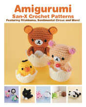 Image: Amigurumi San-X Crochet Patterns SC  - Viz LLC